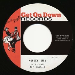 "Monkey Man / Night & Day (7"")"