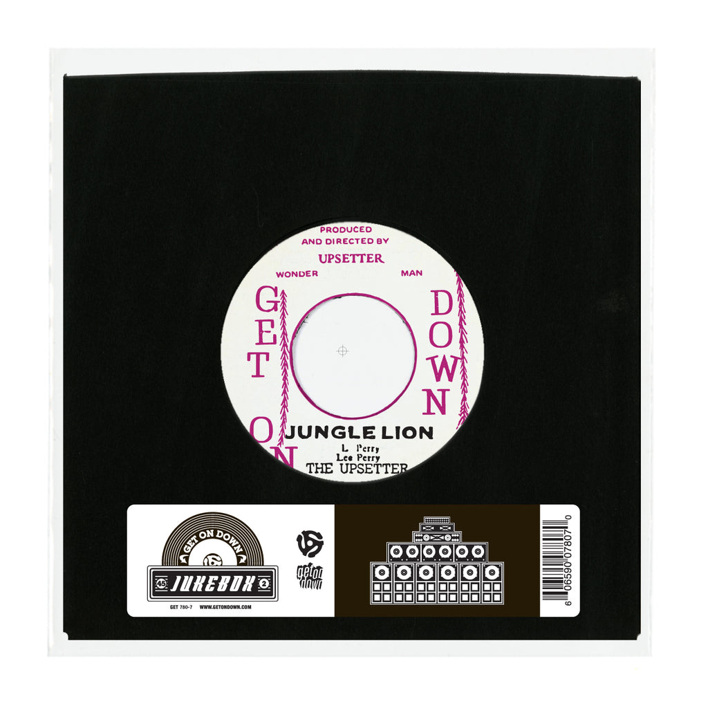 "Jungle Lion (7"")"
