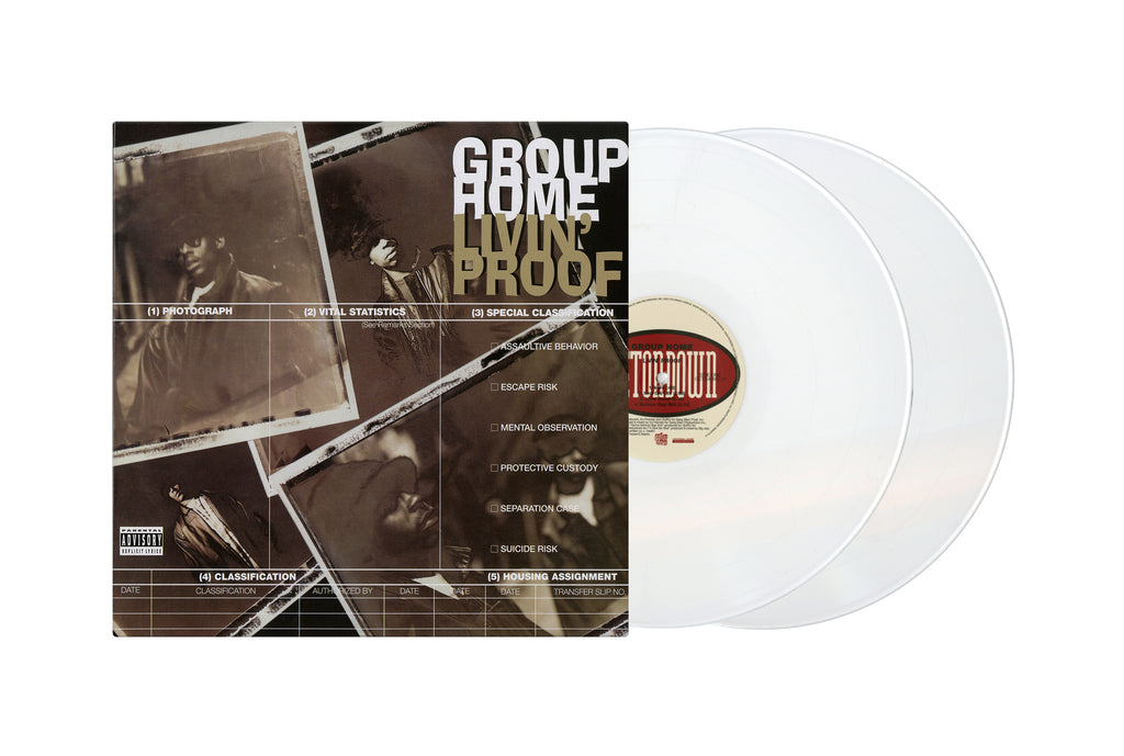 Livin Proof (Exclusive Colored Vinyl Edition) (2xLP)