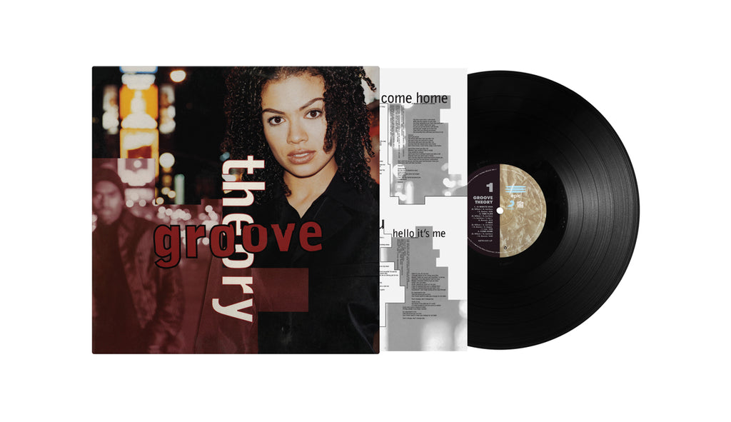 Groove Theory (2xLP)
