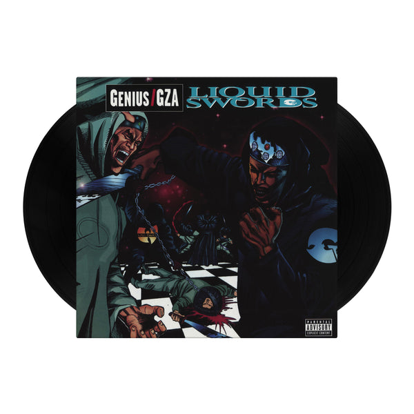 Liquid Swords (2xLP)