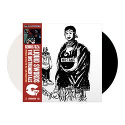 Liquid Swords Instrumentals (Colored Vinyl Version with OBI) (2xLP)