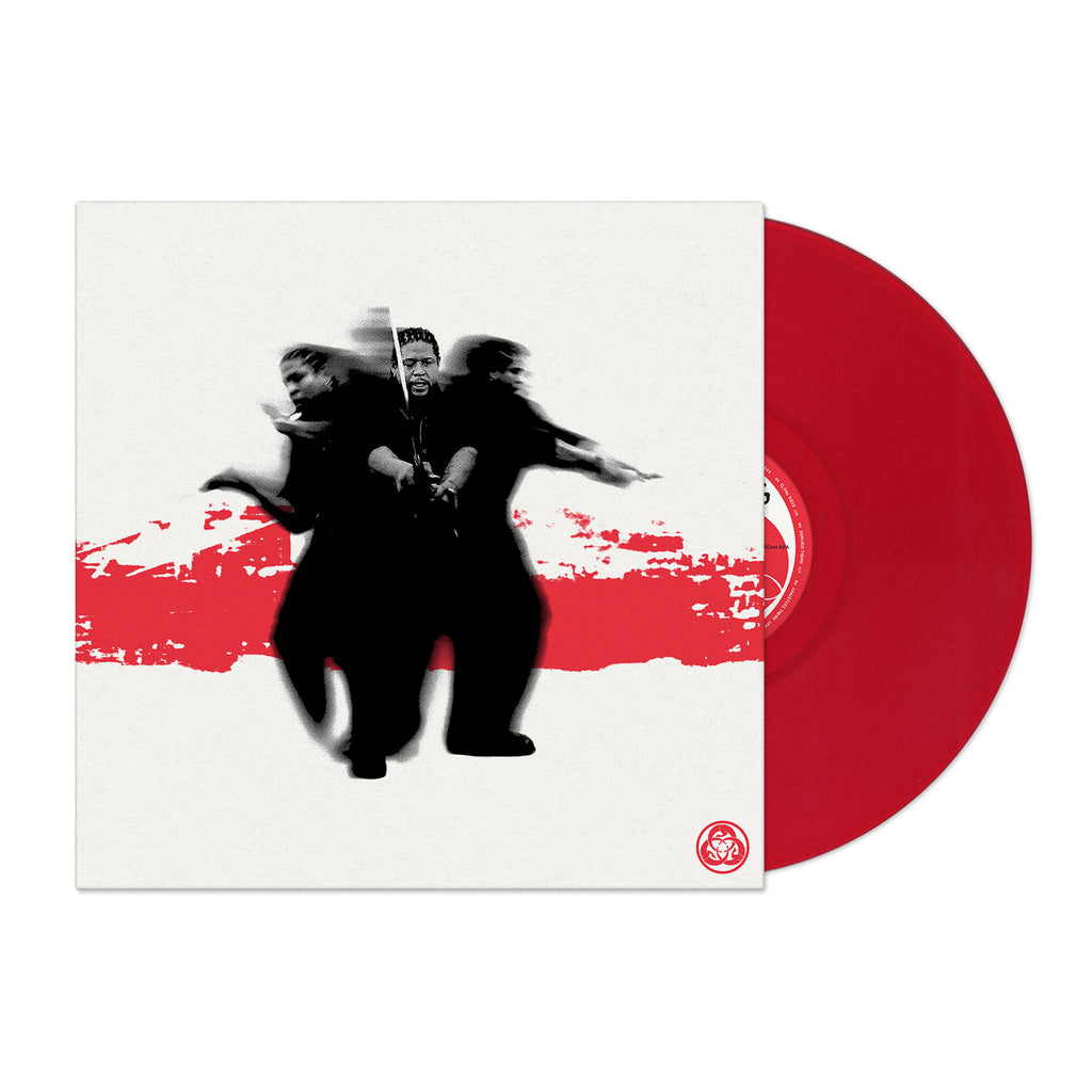 Ghost Dog: The Way Of The Samurai (Music From The Motion Picture) (Red Vinyl) (LP)