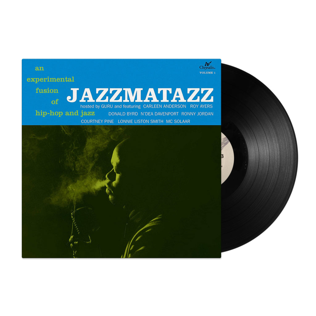 Jazzmatazz (Vol. 1) (LP)