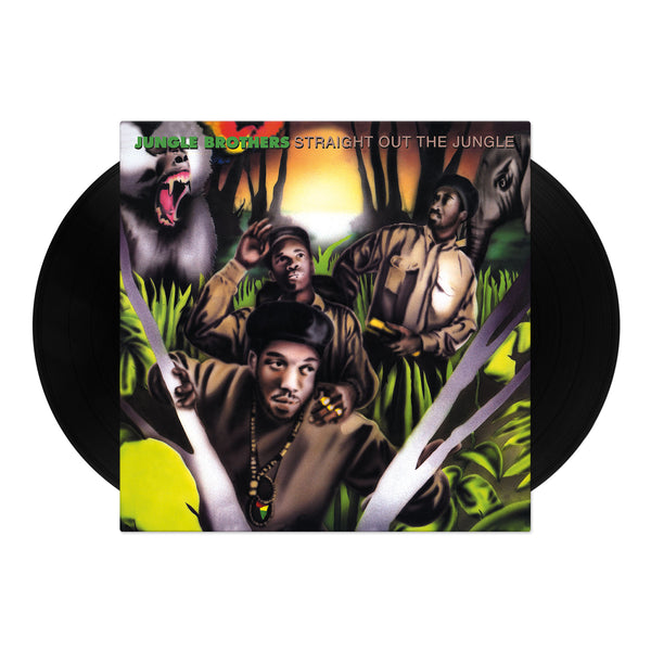 Straight Out The Jungle (2xLP)