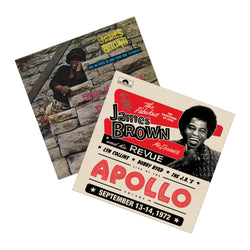 James Brown Vinyl Bundle (3xLP Bundle)