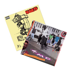 KMD Vinyl Bundle (4xLP Bundle)