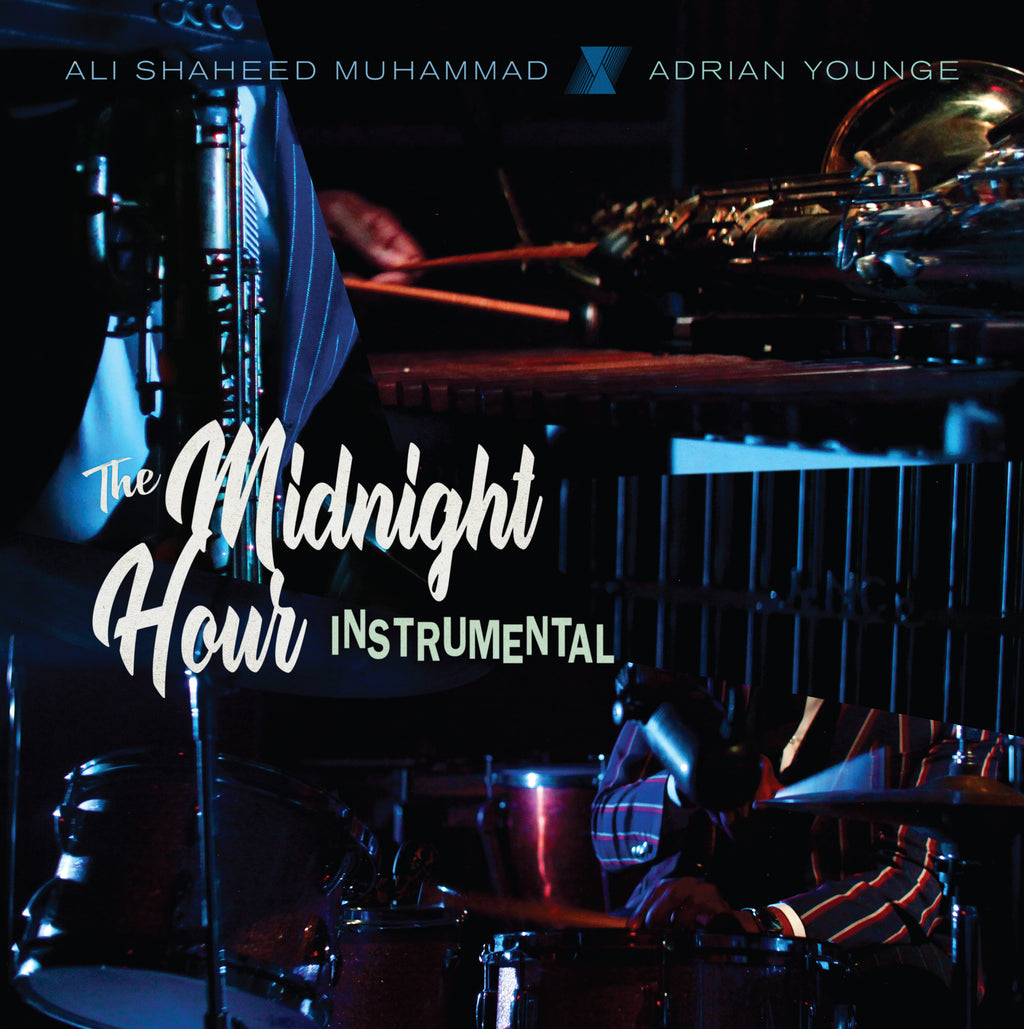 The Midnight Hour: Instrumentals (LP)
