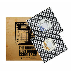 "The Lost Scrolls 2: Slum Village Edition LP + Fall In Love 7"" + Fall In Love Remix 7"" Bundle (LP + two 7""s)"
