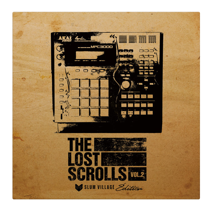 The Lost Scrolls 2: Slum Village Edition (LP)