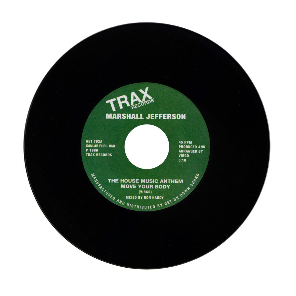 "Trax Records 7"" Bundle (7"" Set)"