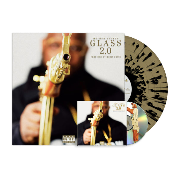 Glass 2.0 (LP/CD Bundle)