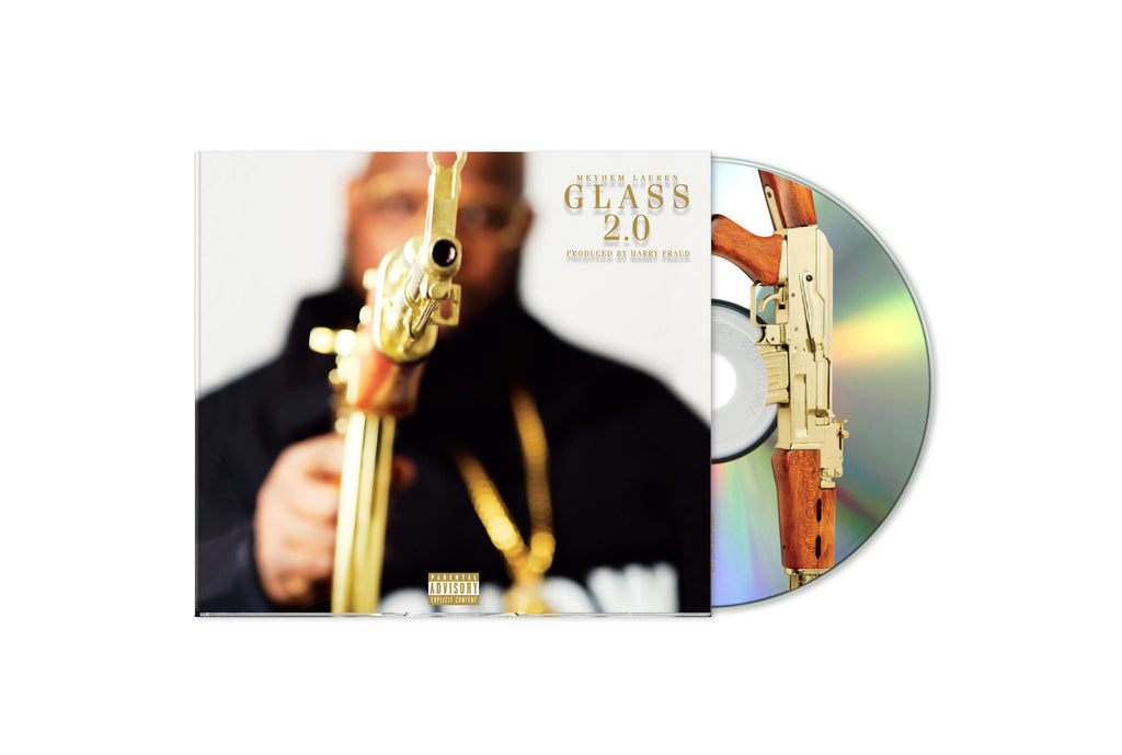 Glass 2.0 (CD)