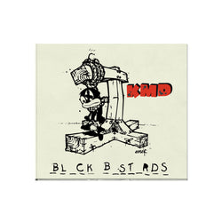 Bl_ck B_st_rds (2xCD Set w/ 32 Page Booklet)