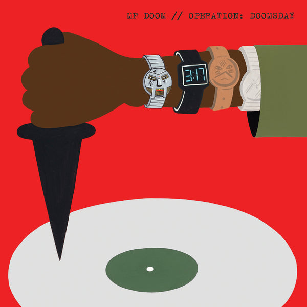 Operation: Doomsday (Deluxe Edition) (CD)