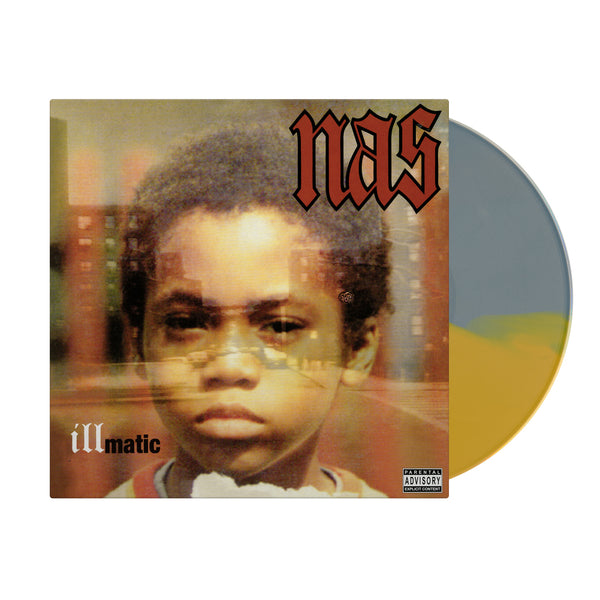 Illmatic (Limited Colored Vinyl Edition) (LP)