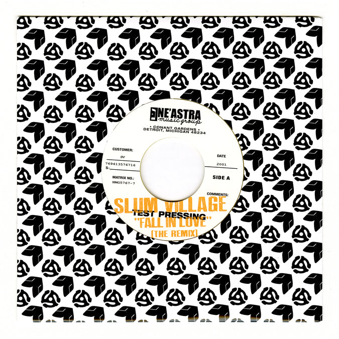 "Fall In Love (Remix) / Fall In Love (Remix Instrumental) (7"")"