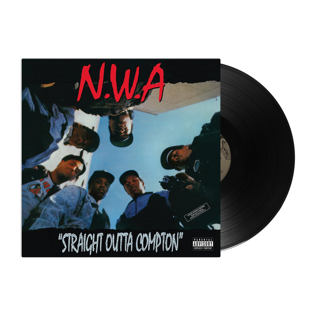 Straight Outta Compton (LP)