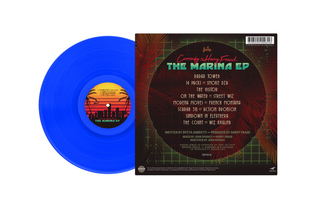 The Marina (LP)
