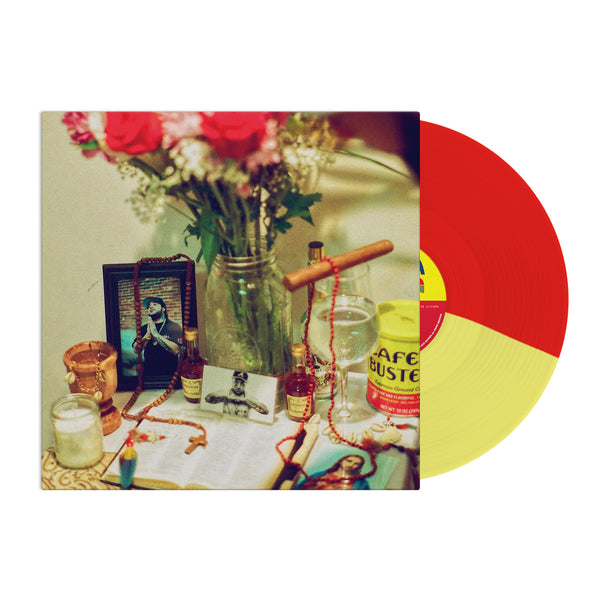 Yams Heard This (Split-Colored LP)