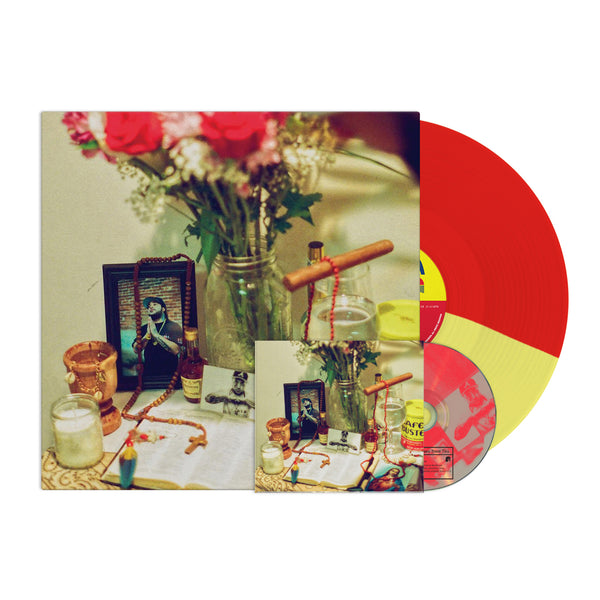 Yams Heard This (Split-Colored LP + CD Bundle)