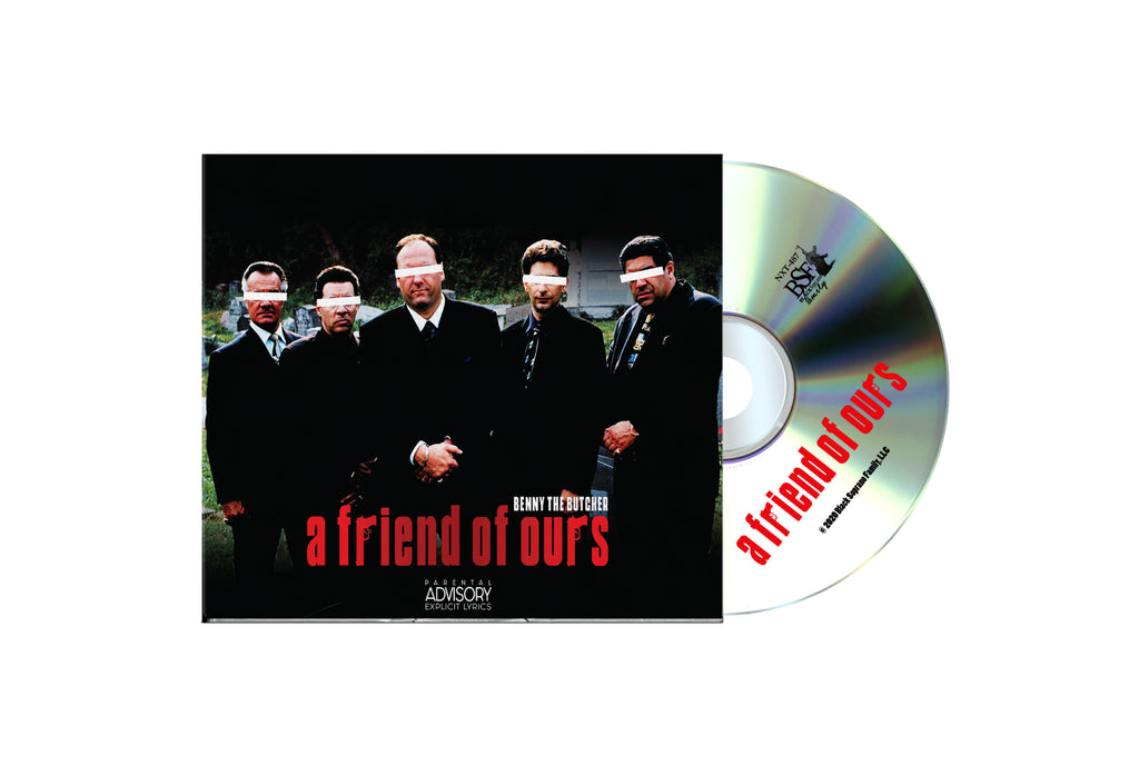 A Friend Of Ours (CD)