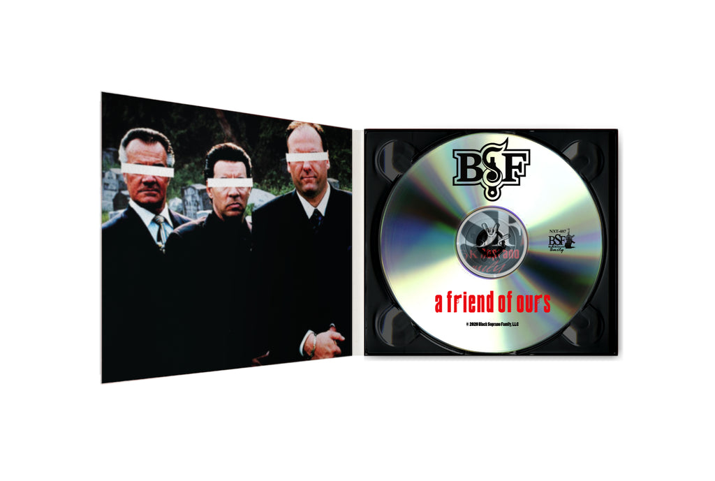 Butcher On Steroids + A Friend Of Ours (2 CD Bundle)
