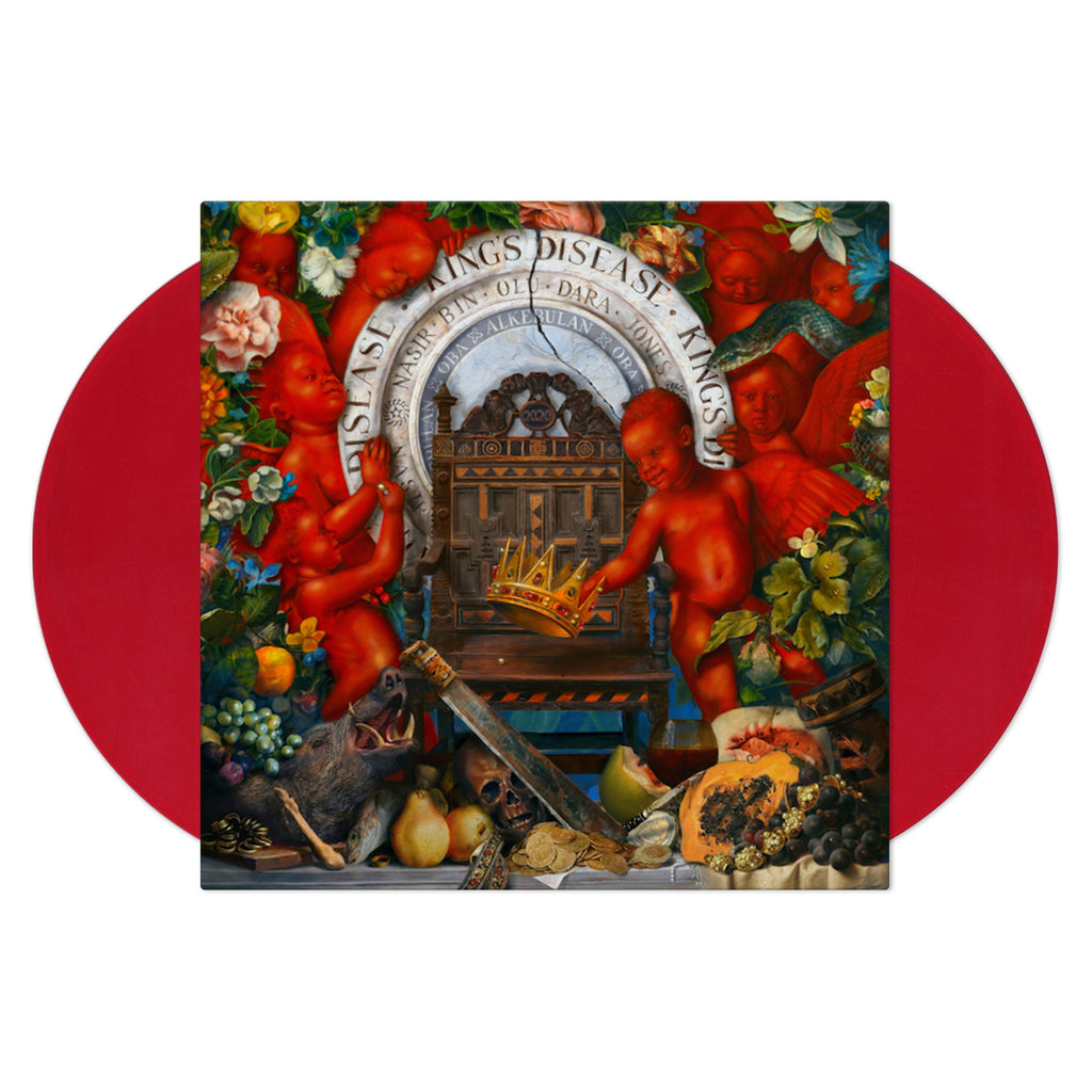 King's Disease (Red Colored 2xLP)