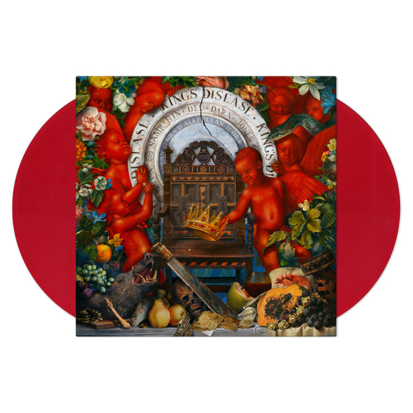 King's Disease (Red Colored 2xLP)*