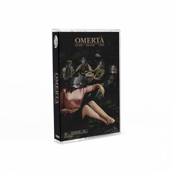 Omertà: The Film (Cassette)