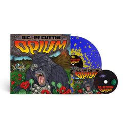 Opium (CD & Colored Vinyl Bundle)