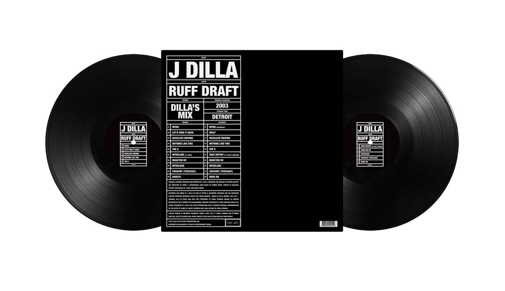 Ruff Draft (LP)