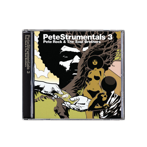 Petestrumentals 3 (CD)