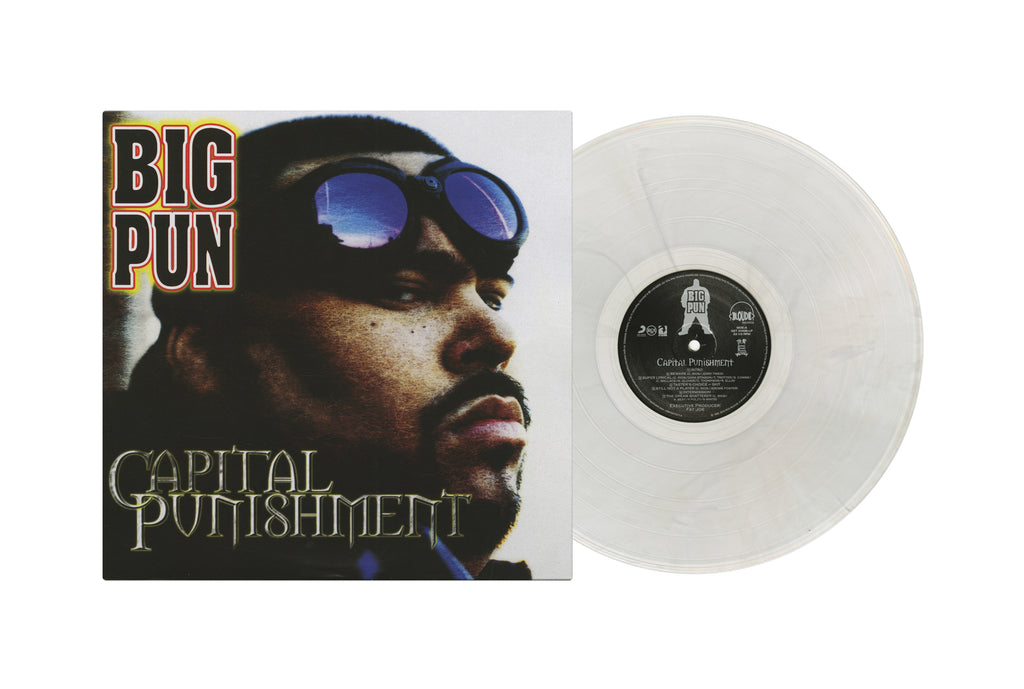 Capital Punishment (Colored 2xLP)