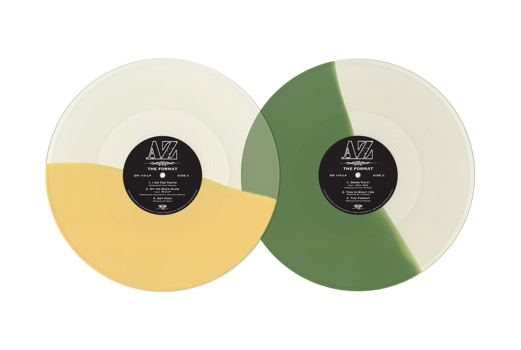 The Format (Colored Vinyl LP)