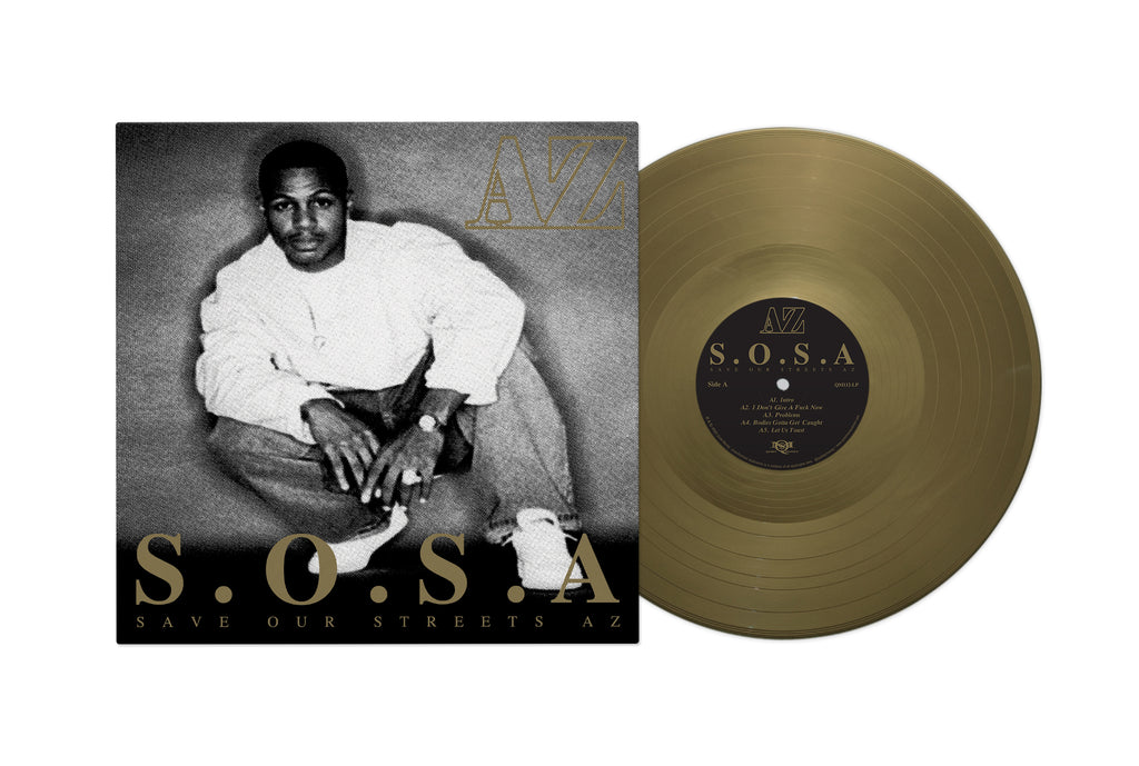 S.O.S.A. (Save Our Streets AZ) (Colored LP)