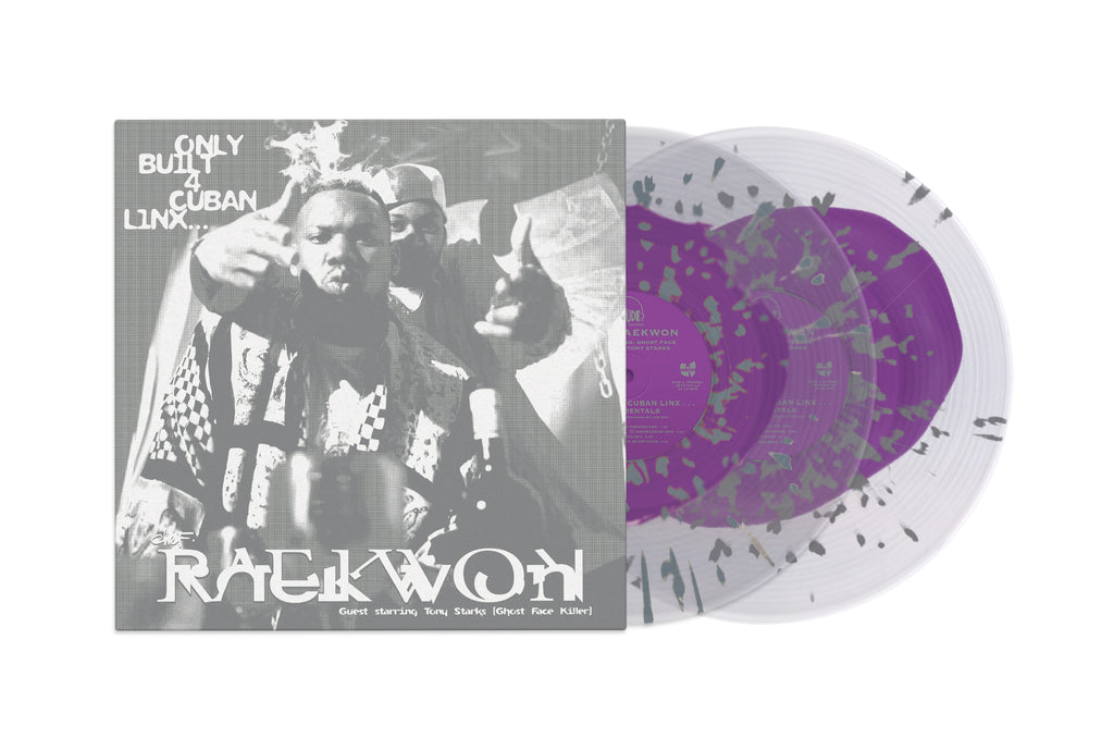 Only Built 4 Cuban Linx (Instrumentals) (Colored 2xLP)