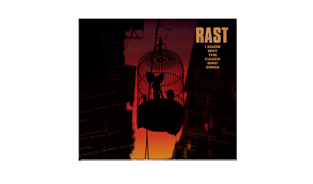 I Know Why The Caged Bird Sings (CD)