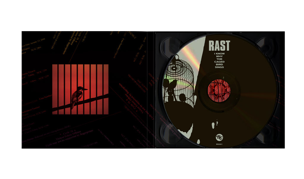 I Know Why The Caged Bird Sings (CD & LP Bundle)