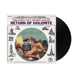 Return Of Dolemite (LP)