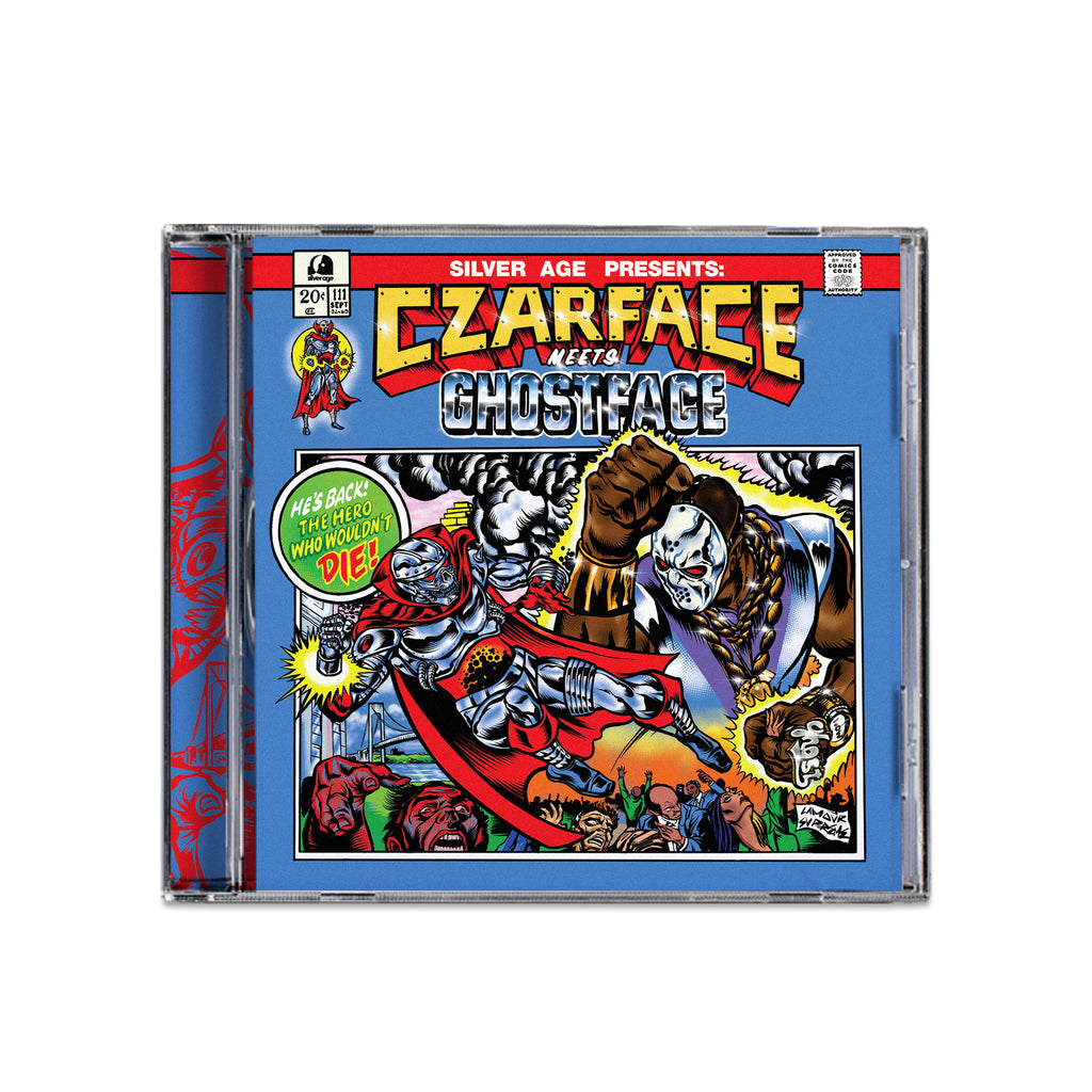 Czarface Meets Ghostface (CD)