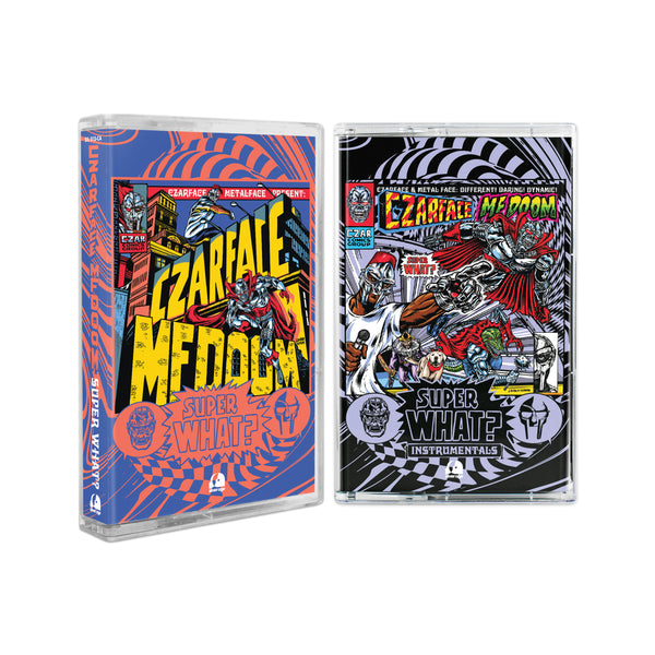 Super What? (Cassette Bundle)