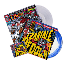 Super What? (Blue Sunburst Vinyl Bundle w/Instrumentals LP + CD + Comic Book)