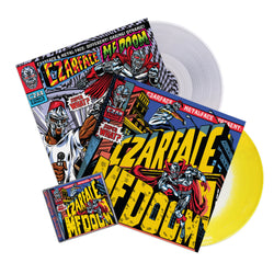 Super What? (Yellow Sunburst Vinyl Bundle w/Instrumentals LP + CD + Comic Book)