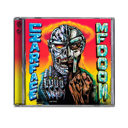 Czarface Meets Metal Face (CD)