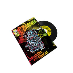 "Man's Worst Enemy (7"" w/ Comic Book)"