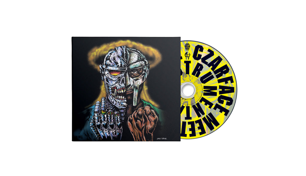 Czarface Meets Metal Face (Bundle)
