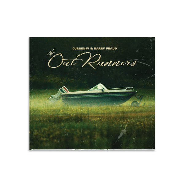 The OutRunners (CD)