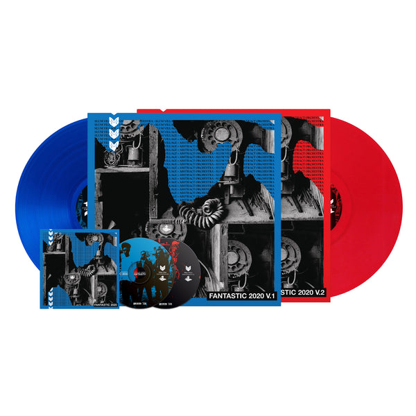 Fantastic 2020 Bundle (2 Colored LPs + 2xCD)