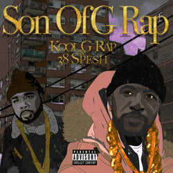 Son Of G Rap (CD)